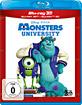 Die Monster Uni 3D (Blu-ray 3D + Blu-ray) Blu-ray
