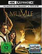 Die Mumie (1999) 4K (4K UHD + Blu-ray + UV Copy) Blu-ray