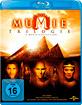 Die Mumie (Teil 1-3) Trilogie Boxset Blu-ray