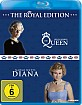 Die Queen (2006) + Diana (2013) (The Royal Edition) Blu-ray