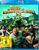 Die Reise zur geheimnisvollen Insel 3D (Blu-ray 3D) (Single Version) Blu-ray