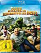 Die Reise zur geheimnisvollen Insel Blu-ray