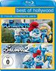 Die Schlümpfe + Die Schlümpfe 2 (Best of Hollywood Collection) Blu-ray