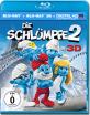 Die Schlümpfe 2 3D (Blu-ray 3D + Blu-ray + UV Copy) Blu-ray