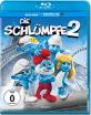 Die Schlümpfe 2 (Blu-ray + UV Copy) Blu-ray