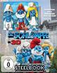 Die Schlümpfe 3D - 2 Disc Figurengeschenkset (Blu-ray 3D) Blu-ray