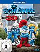 Die Schlümpfe 3D (Blu-ray 3D) Blu-ray