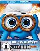 Die Schlümpfe - Das verlorene Dorf (Limited Steelbook Edition) (Blu-ray + UV Copy) Blu-ray