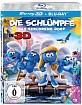 Die Schlümpfe - Das verlorene Dorf 3D (Blu-ray 3D + Blu-ray) Blu-ray