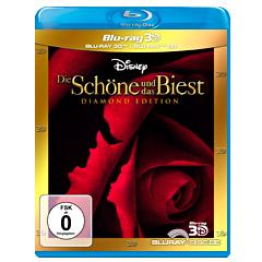 Die Schöne und das Biest (1991) 3D - Diamond Edition (Blu-ray 3D) (Neuauflage) Blu-ray
