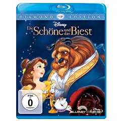 Die Schöne und das Biest (1991) - Diamond Edition (Neuauflage) Blu-ray