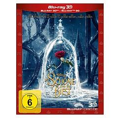 Die Schöne und das Biest (2017) 3D (Blu-ray 3D + Blu-ray) Blu-ray