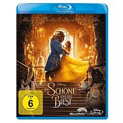 Die Schöne und das Biest (2017) Blu-ray
