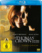 Die Thomas Crown Affäre Blu-ray