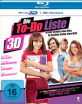 Die To-Do Liste 3D (Blu-ray 3D) Blu-ray