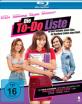 Die To-Do Liste Blu-ray
