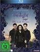 Die Twilight Saga - Bis(s) in alle Ewigkeit (The Complete Collec Blu-ray