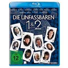 Die Unfassbaren 1 & 2 (Doppelset) Blu-ray