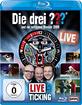 Die drei Fragezeichen und der seltsame Wecker 2009 (Live-Hörspiel) Blu-ray