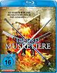 Die drei Musketiere (2010) Blu-ray