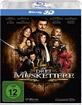 Die drei Musketiere (2011) 3D (Blu-ray 3D) Blu-ray