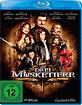 Die drei Musketiere (2011) Blu-ray