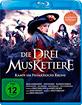 Die drei Musketiere - Kampf um Frankreichs Krone Blu-ray