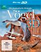 Die fantastische Reise der Vögel 3D (Blu-ray 3D) Blu-ray