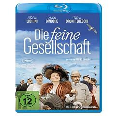 Die feine Gesellschaft (2016) Blu-ray