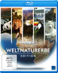 Die grosse Weltnaturerbe Edition (2-Disc-Set) Blu-ray