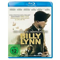 Die irre Heldentour des Billy Lynn Blu-ray