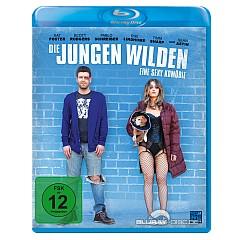 Die jungen Wilden - Eine sexy Komödie Blu-ray