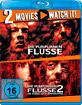 Die purpurnen Flüsse 1 + 2 (Doppelset) Blu-ray