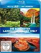 Die schönsten Landschaften der Welt 3D (Blu-ray 3D) Blu-ray