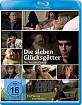 Die sieben Glücksgötter - Der Preis der Freiheit Blu-ray