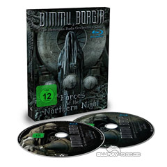 Dimmu Borgir - Forces of the Northern Night (Limited Digibook Edition) Blu-ray