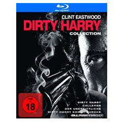 Dirty Harry (1-5) Collection Blu-ray