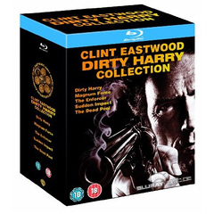 Dirty Harry - Collection (UK Import) Blu-ray