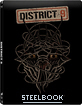 District 9 - Zavvi Exclusive Limited Edition Gallery 1988 Steelbook (UK Import ohne dt. Ton) Blu-ray