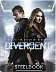 Divergent (2014) - Future Shop Exclusive Steelbook (Blu-ray + DVD + Digital Copy + UV Copy) (Region A - CA Import ohne dt. Ton) Blu-ray