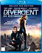 Divergent - Die Bestimmung (CH Import) Blu-ray