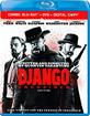Django Unchained (Blu-ray + DVD + Digital Copy) (Region A - CA Import ohne dt. Ton) Blu-ray