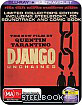Django Unchained - Limited Collector's Edition Steelbook with Comic Book (Blu-ray + CD + Digital Copy + UV Copy) (AU Import) Blu-ray