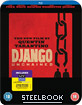 Django Unchained - Limited Edition Steelbook (Blu-ray + UV Copy) (UK Import) Blu-ray