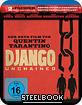 Django Unchained - Steelbook (Ne ... Blu-ray