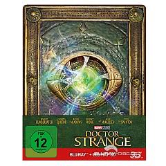 Doctor Strange (2016) 3D (Limited Steelbook Edition) (Blu-ray 3D + Blu-ray) Blu-ray