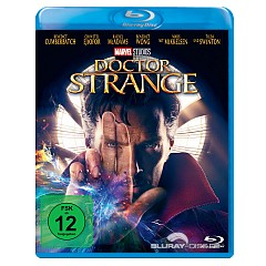 Doctor Strange (2016) Blu-ray