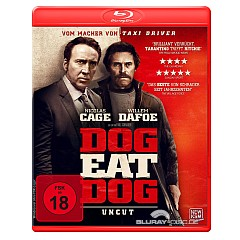 Dog Eat Dog (2016) Blu-ray