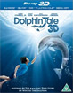 Dolphin Tale 3D (Blu-ray 3D + Blu-ray + DVD + UV Copy) (UK Import) Blu-ray