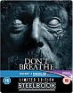 Don't Breathe (2016) - Limited Edition Steelbook (Blu-ray + UV Copy) (UK Import ohne dt. Ton) Blu-ray